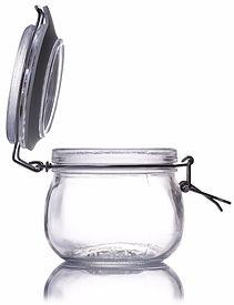 Empty jar. 'The Last Breath' BBC Radio 4 drama by Anita Sullivan