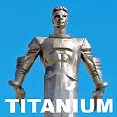 Yuri Gagarin's statue 'Monumental' play by Anita Sullivan
