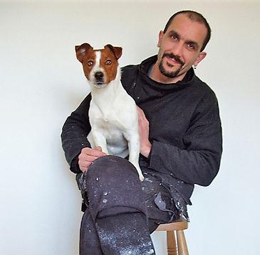 Portrait of furniture maker Ben Fearnside