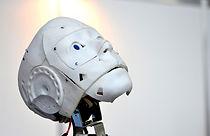 Robot with feelings. 'The Companion' Radio 4 story by Anita Sullivan. Asimov.