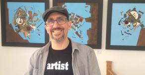 Exhibition Success in Brighton Fringe