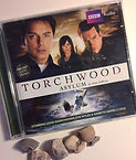 CD of Torchwood 'Asylum' with John Barrowman