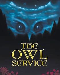 Poster for 'The Owl Service' adapted by Anita Sullivan