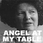 Portrait of writer Janet Frame