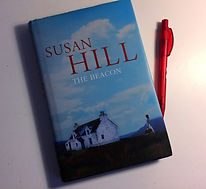 Book cover of Susan Hill's 'The Beacon' adapted for radio by Anita Sullivan