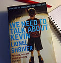 Book cover 'We Need to Talk About Kevin' adapted for radio by Anita Sullivan