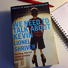 Book cover of We Need to Talk About Kevin