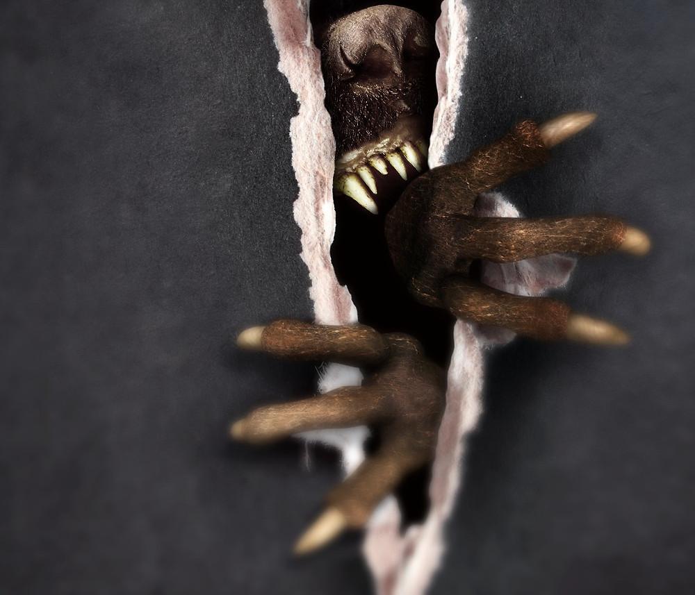 Werewolf frightnight