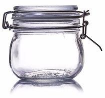 Jar containing 'The Last Breath'. BBC Radio 4 drama by Anita Sullivan