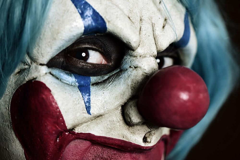 IT scary clown