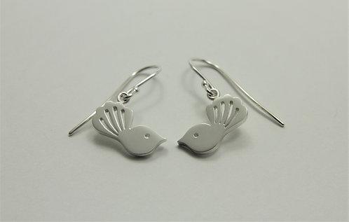 Fantail Charm Earrings