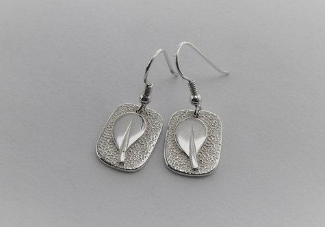New Zealand Native Charm Earrings