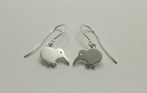 Kiwi Charm Earrings