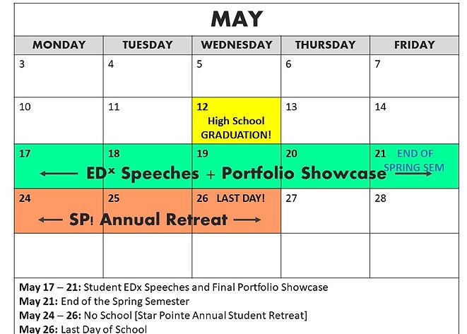 2020-21 Star Pointe Academy Calendar _MA