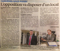 parisien local opposition