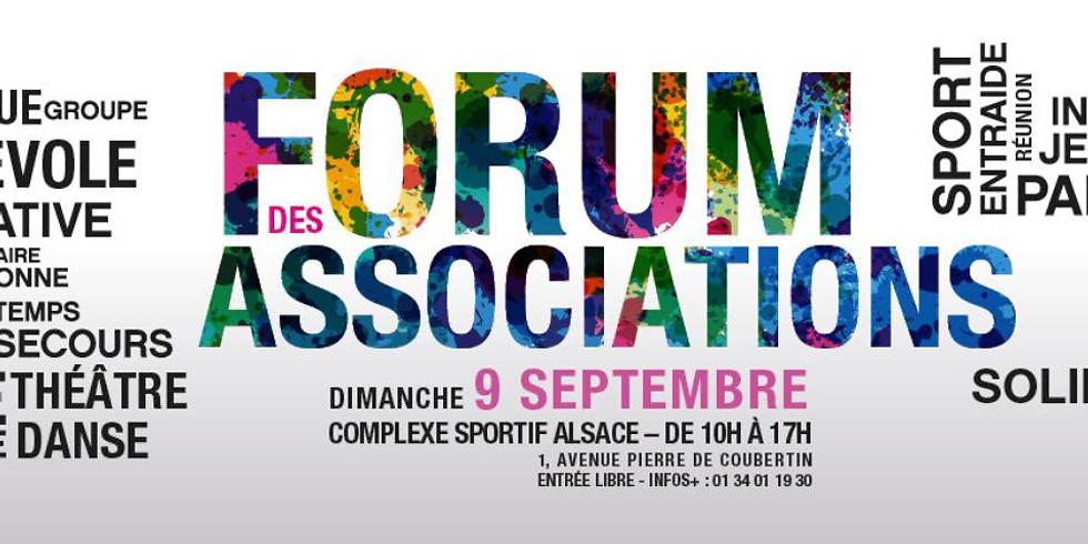 Forum des associations de Carrières-sous-Poissy
