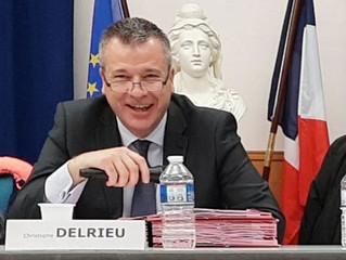 42 000 € de mobilier pour le bureau du Maire : Anthony Effroy intervient lors du Conseil municipal d