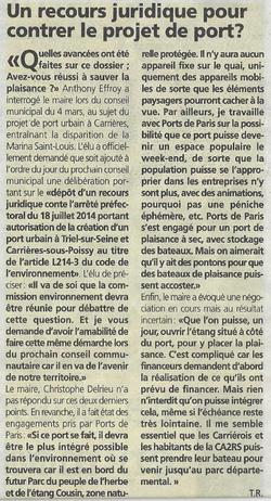CY 11.03.2015 port