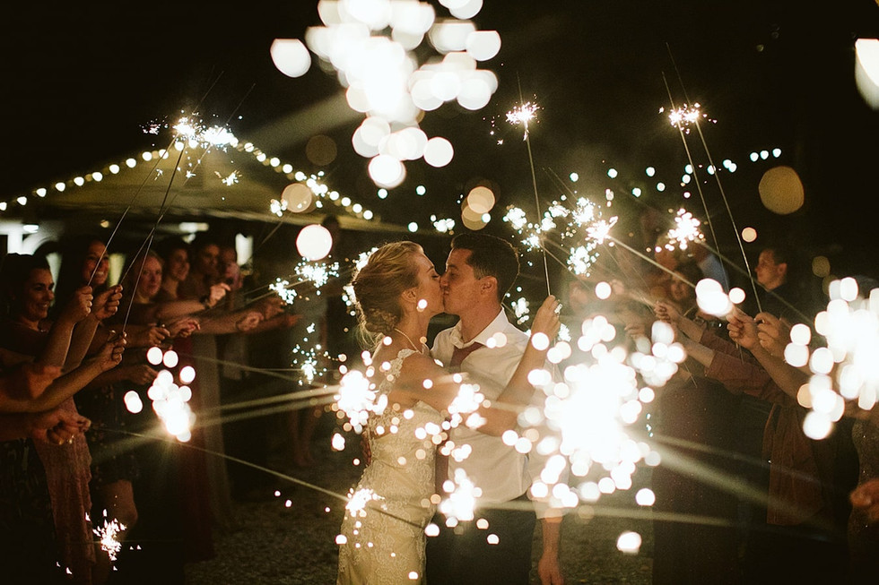 """""""When we're together, sparks fly!"""""""