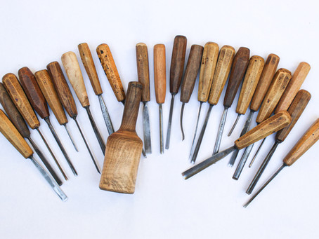 TOOLS, WOODCARVING TYPES AND WORKFLOW STAGES IN THE PROCESS OF MAKING TRADITIONAL OHRID WOOD