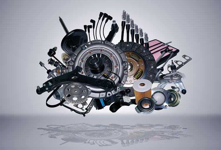 Many new auto parts for aftermarket, OEM