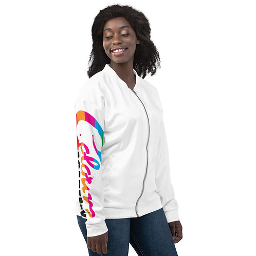 Colours Academy Unisex Premium Bomber Jacket