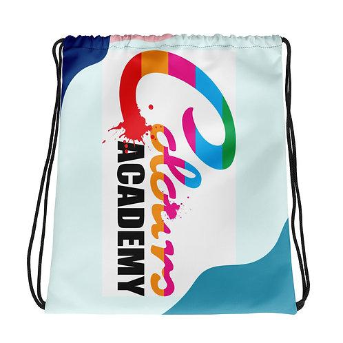 Colours Academy Drawstring bag