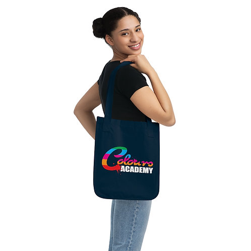 Organic Canvas Tote Bag