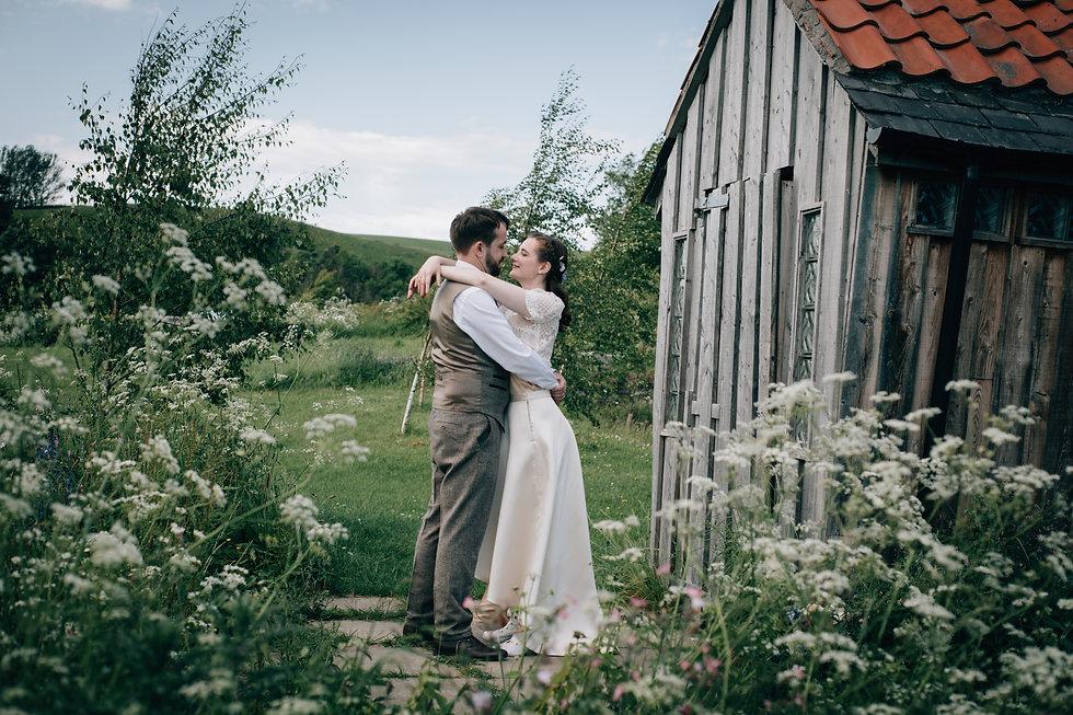 Ecology Centre Fife Outdoor Intimate Wedding Emma Donaldson Photography.jpg