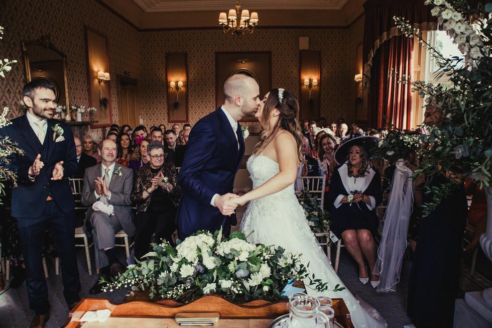 Dryburgh Abbey Hotel Wedding Photography