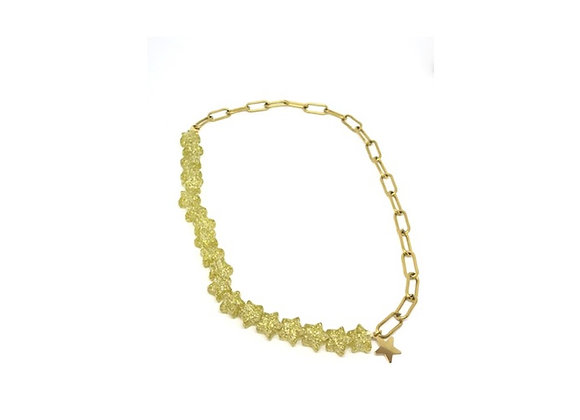 COLLIER STAR GOLD