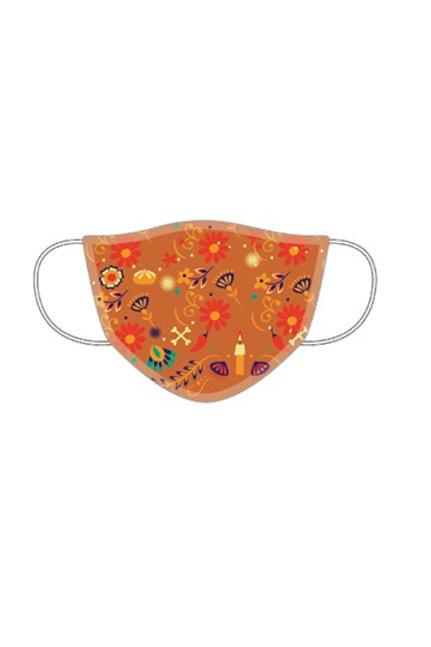 Masque coton lavable Hippie