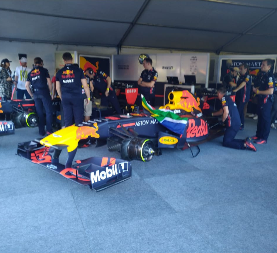 Red Bull F1 Event