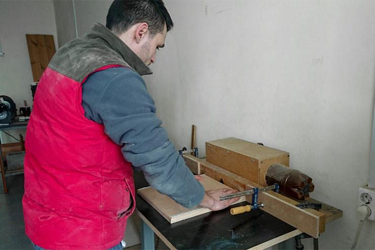 Производство деревянной упаковки