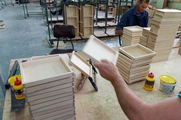 Деревянные футляры и шкатулки на заказ