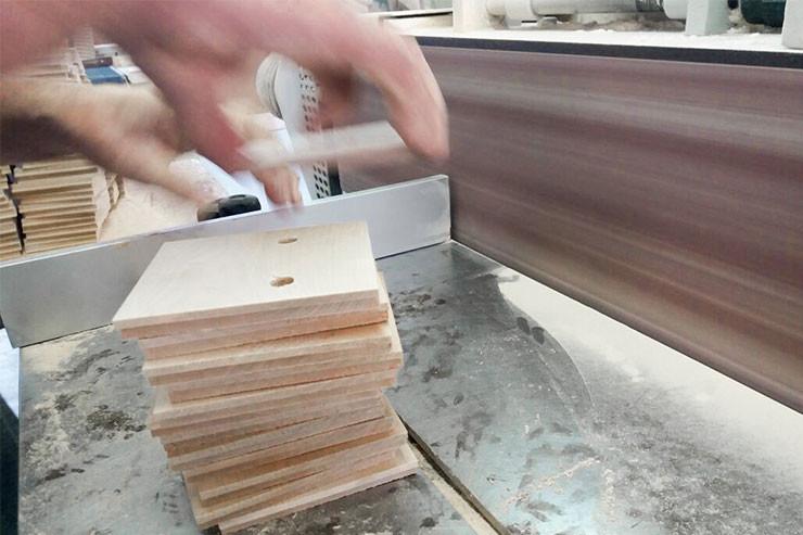 Упаковка из дерева на заказ