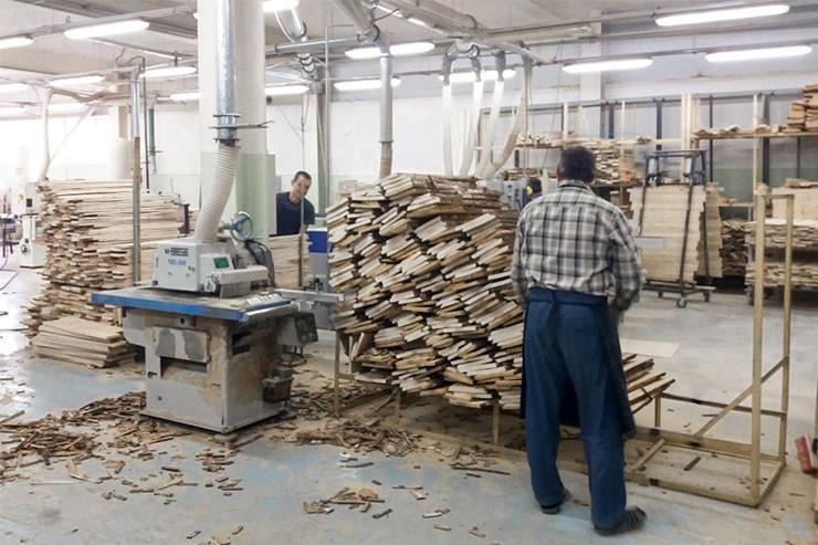 Фабрика по производству деревянной упаковки