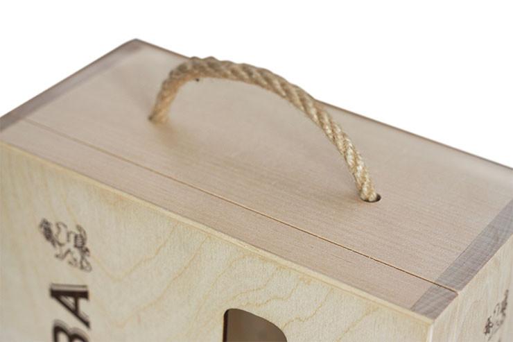 Заказать деревянную упаковку для вина