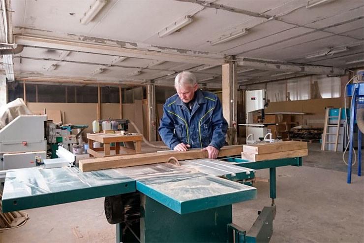 Фабрика производство деревянной упаковки