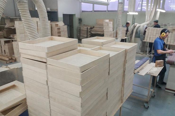 Фабрика по производство деревянной упаковки и изделий из дерева