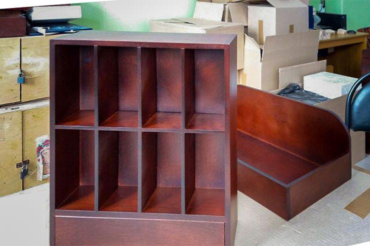 Производство деревянных изделий для кафе, ресторанов, отелей и магазинов