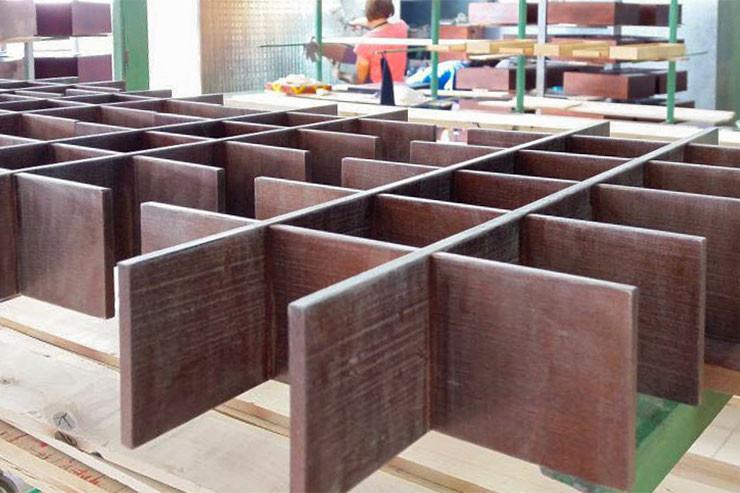 Производство деревянной упаковки для чая