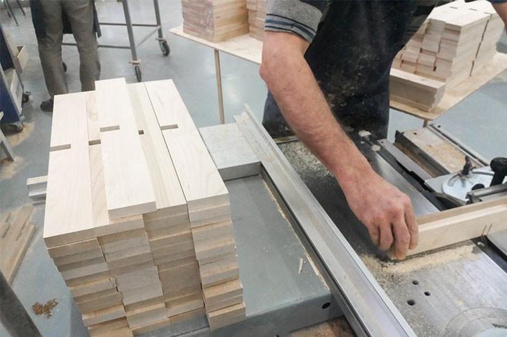 Производство деревянной упаковки и изделий из дерева