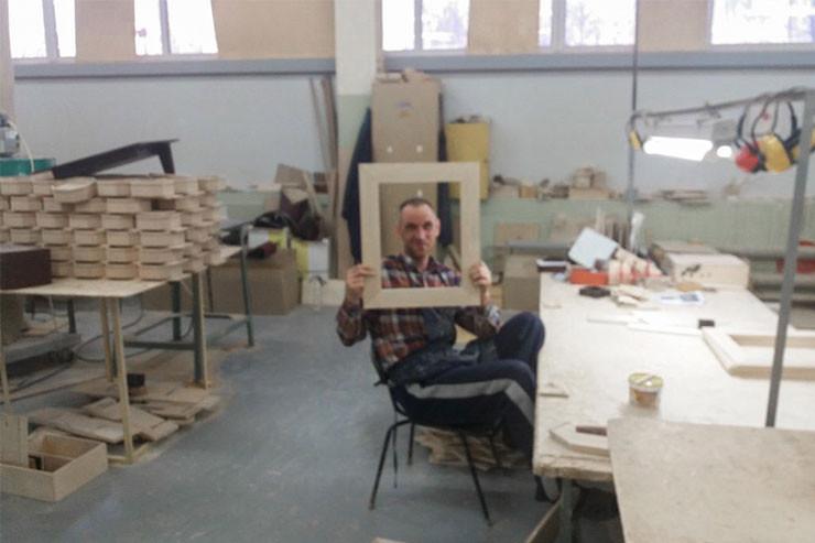 Производство деревянной упаковки и изделий из дерева на заказ