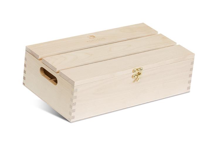 Производство деревянных ящиков и коробок для вина и спиртных напитков