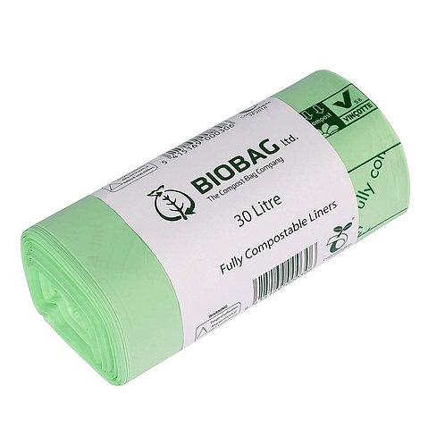 Biobag bin liners - 30 L