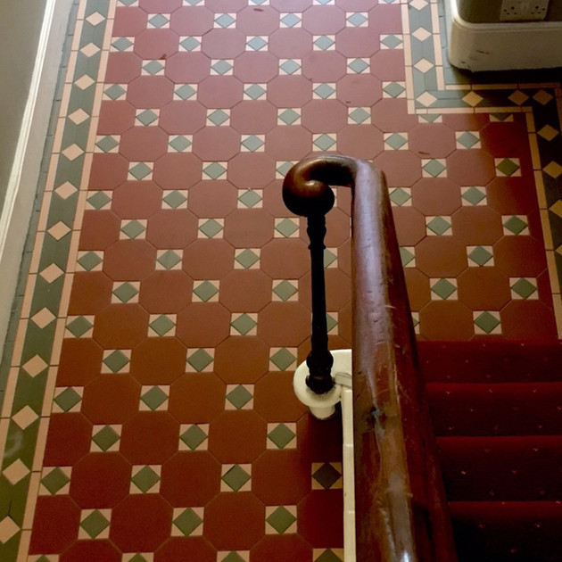 Underfloor Heating Hallway