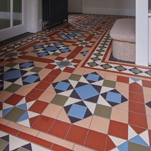 Period Property Hallway