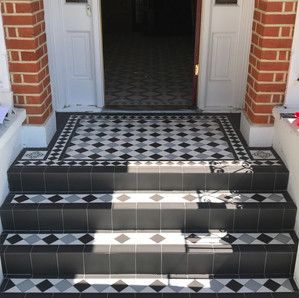 Victorian Steps