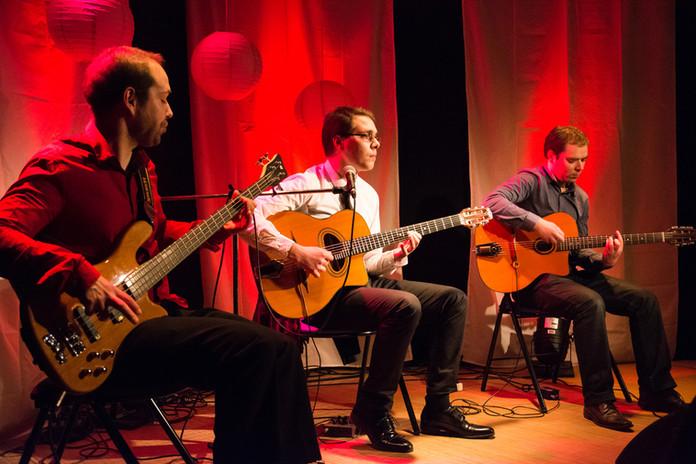 Concert à Rouen à la Maison Dévé